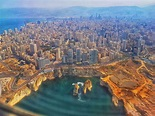 Political Map of Lebanon - Nations Online Project
