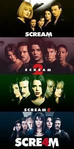 Scream Movies - Scream Photo (21248585) - Fanpop