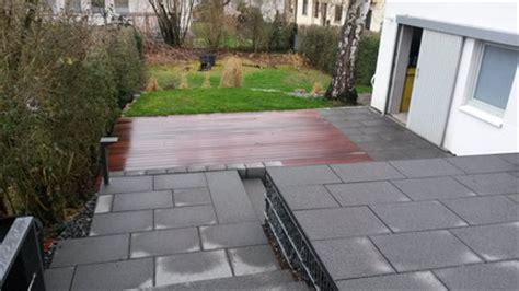terrasse unsichtbare verschraubung terrasse in filderstadt gartengestaltung gartenbau gartenpflege baumf 228 llung pflaster platten