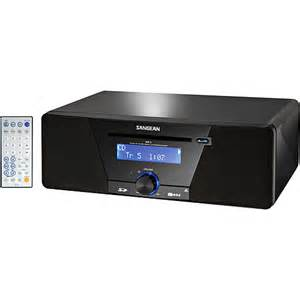Tabletop Radio Cd Player sangean digital am fm table top cd player clock radio mp3