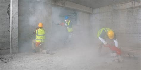 Staub Auf Baustellen hilti sicherheit auf der baustelle hilti 214 sterreich