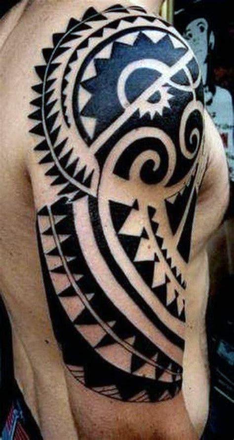 top   tribal tattoos  men symbols  courage