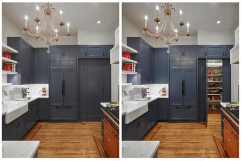 hidden pantry fine homebuilding
