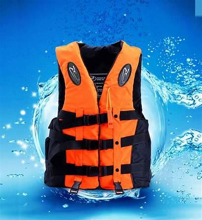 Jacket Foam Float Vest Professional Safety Adult