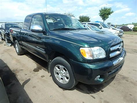 Acc Toyota by 2003 Toyota Tundra Acc For Sale At Copart Greer Sc Lot