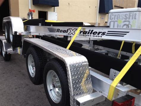 Real X Boat Trailers For Sale by Boat Trailers Real X Trailers R261x Boats For Sale