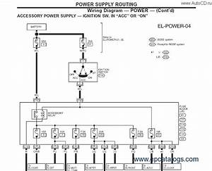 Nissan D21 Workshop Wiring Diagram