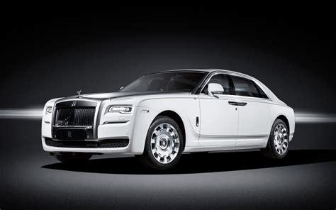 2016 Rolls Royce Ghost Eternal Love Wallpaper