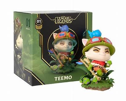 Teemo Figure Series League Legends Figures Merch