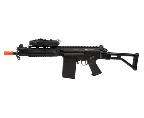 Asg Dsa Sa58 Osw Fps-520 Electric Airsoft Rifle
