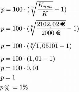Zinseszins Berechnen Formel. prozentrechnung und zinsrechnung ...