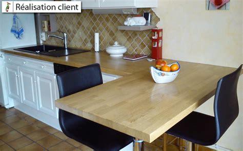 plans de travail cuisine sur mesure avantage plan de travail en bois entretien plan de