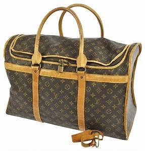 Louis Vuitton Weekender : louis vuitton authentic sac chien 55 travel duffle monogram hand bag travel bag boston bag ~ Watch28wear.com Haus und Dekorationen