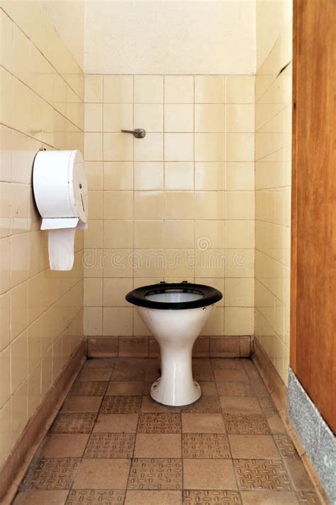 Dirty Public Toilet Stock Photo Image Of Interior