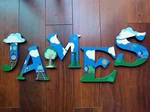 17 best images about baby brodersen on pinterest thomas With train letters baby