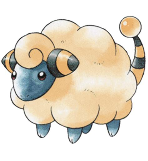 pokemon crystal version pokmon   day mareep
