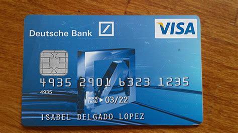 deutsche bank cc   front psd fully editable contact