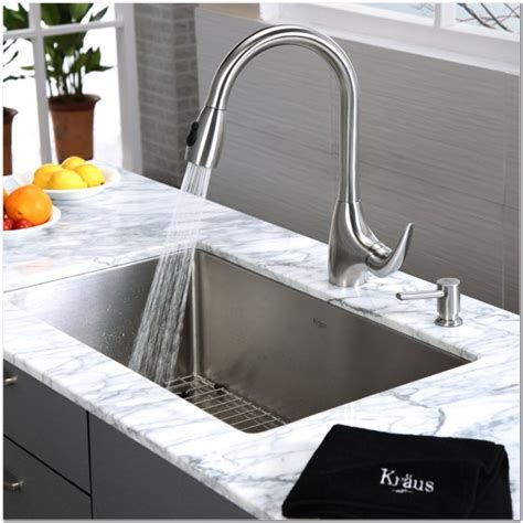 16 gauge vs 18 gauge sink for kitchen 18 gauge undermount kitchen sinks sink and faucet home