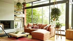 Aménager Un Salon Carré : am nager un salon pratique et cosy c t maison ~ Melissatoandfro.com Idées de Décoration