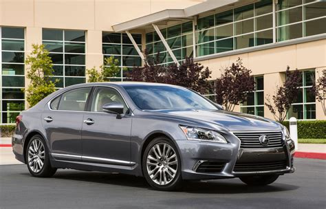 lexus ls  review cargurus