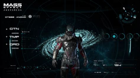 Mass Effect Andromeda Animated Wallpaper - mass effect andromeda wallpaper by jackshepardn7