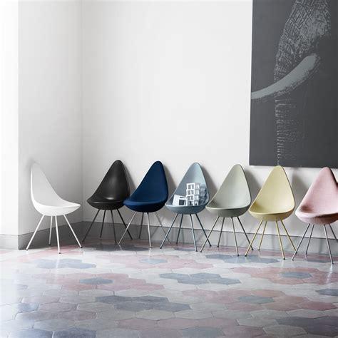 drop stuhl von fritz hansen im design shop