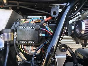 Kawasaki Z900 Rewire
