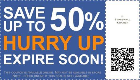 stonewall kitchen coupons promo codes  shipping