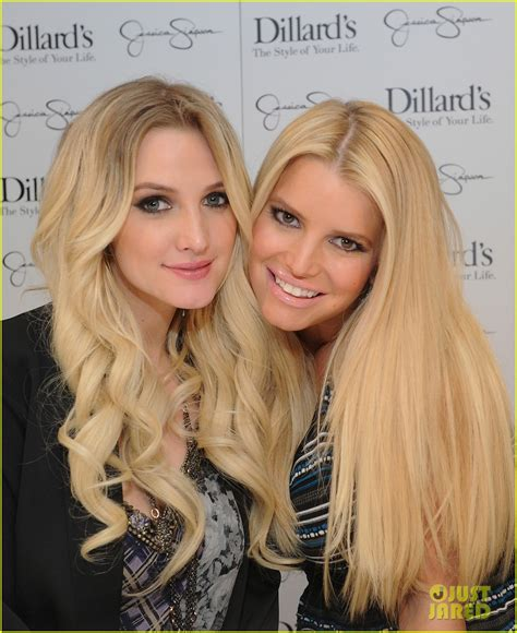 Jessica And Ashlee Simpson Jessica Simpson Collection