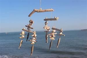 Mobile Bois Flotté : fabriquer un mobile en bois fabriquer un souvenir de ~ Farleysfitness.com Idées de Décoration