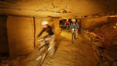 cave biking