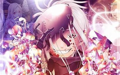 Wonderland Deadman Ganta Anime Shiro Horror Wallpapers