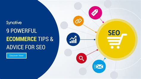 Seo Advice by 9 Powerful Ecommerce Seo Tips Advice For Your Ecommerce