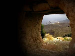 Easter Day Empty Tomb Jesus Resurrection Pictures Coloring ...