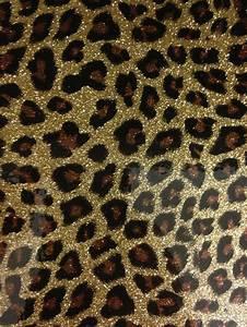 black, brown, gold, leopard print, glitter