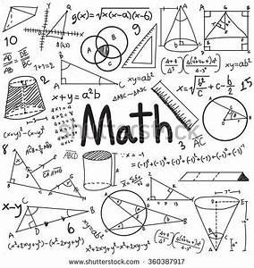 Mathematics clipart math formula - Pencil and in color ...