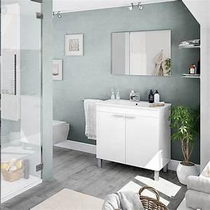 Objet Salle De Bain : salle de bain design 10 ambiances retenir blog but ~ Melissatoandfro.com Idées de Décoration