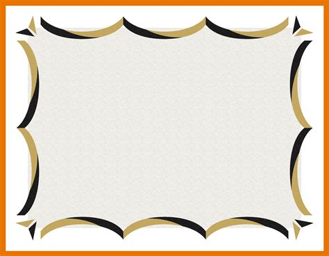 collection  certificate clipart