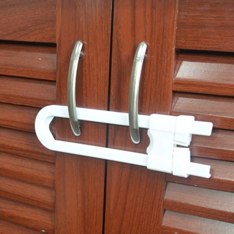 kitchen cabinet child safety locks aliexpress buy newest 1pcs child infant baby kid 7750