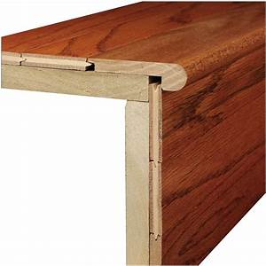 high quality wood stair nosing 7 stair nose trim for wood With wood flooring stairs nosing