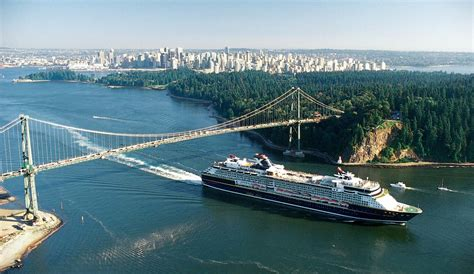 Boat Shipping Vancouver by Cruising From Vancouver Vancouver Cruise Port Info