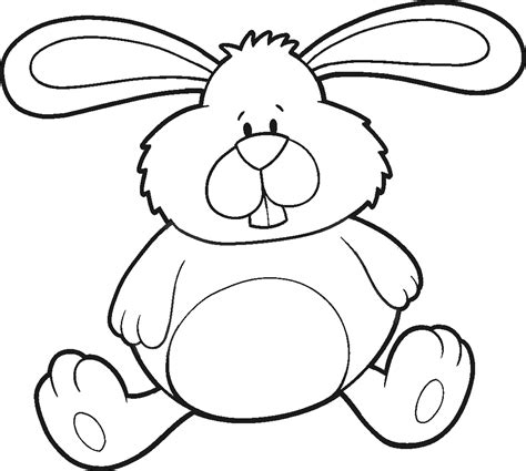 bunny coloring pages  coloring pages  kids