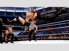 10 Best WWE Signature Moves in the world Photos & Videos