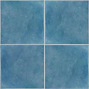 Blue ceramic tile for modern design for Bathroom tiles blue