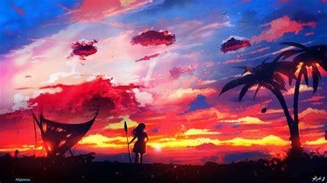 Disney Animation Wallpaper - wallpaper moana animation disney painting clouds
