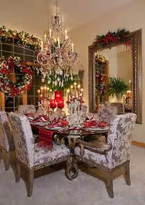 Decorating With Christmas Lights In Bedroom by 21 Christmas Dining Room Decorating Ideas With Festive Flair