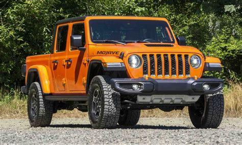 jeep gladiator mojave review   jeep gladiator pickup trucks jeep pickup truck