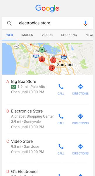 local search engine marketing search engine marketing for ecommerce brands