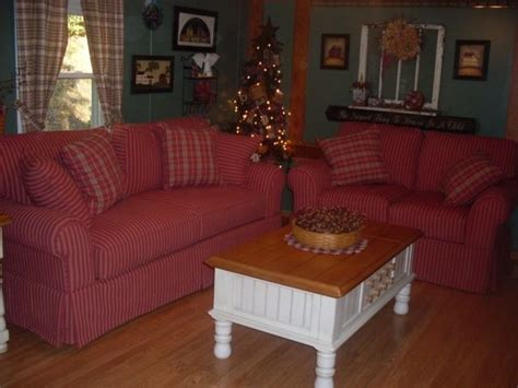 Primitive Living Room Paint Colors by Checked Primitive My Country Living Room