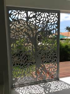 screen privacy screens residential entrance http